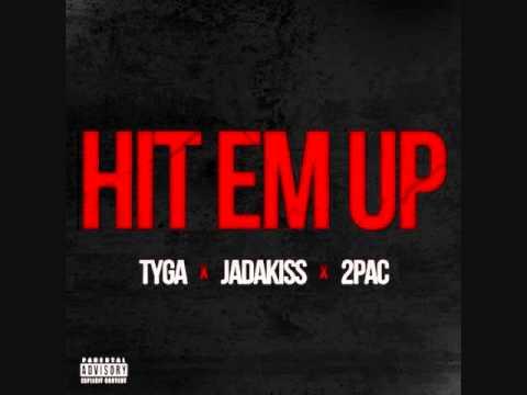 Tyga - Hit Em Up (Instrumental)