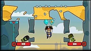Amigo Pancho: Arctic Walkthrough (mobile game version)