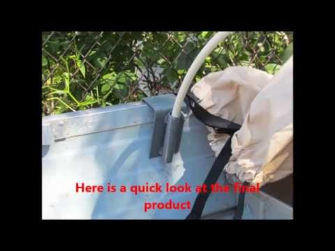 Making Boat Tarp Brackets Youtube