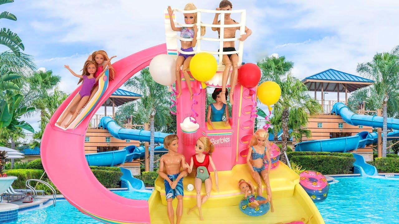 PJs Pool Party