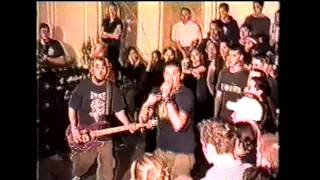 New Found Glory - live @ Westcott Community Center, Syracuse, NY 01/11/2000