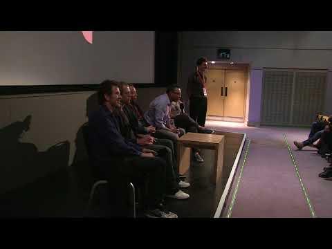 Sheffield Doc/Fest 2017: The Work, post screening Q+A