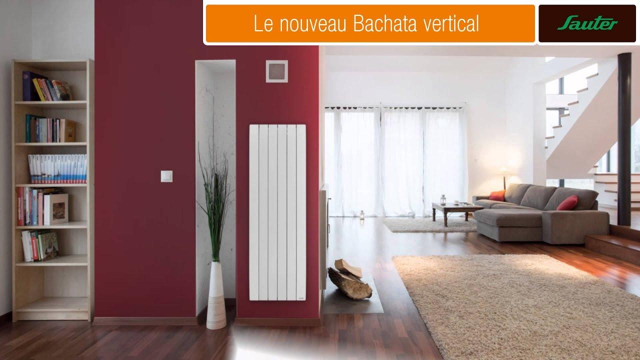 Le Radiateur à Inertie Fluide Vertical Bachata De Sauter