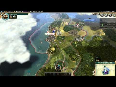 Sid Meier's Civilization V - Planning of a Great War! - #3 |
