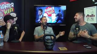 Brendan Schaub Predicts Brock Lesnar Being on Steroids