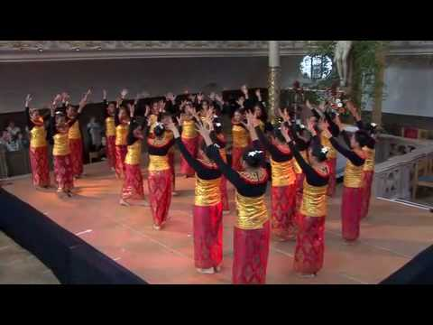 trad. Bali:  Janger  •  Cordana - Indonesian Youth Choir