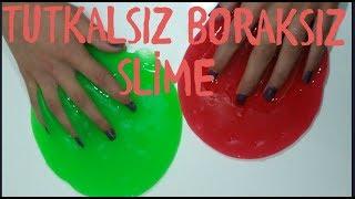 Boraksız Slime Nasıl Yapılır