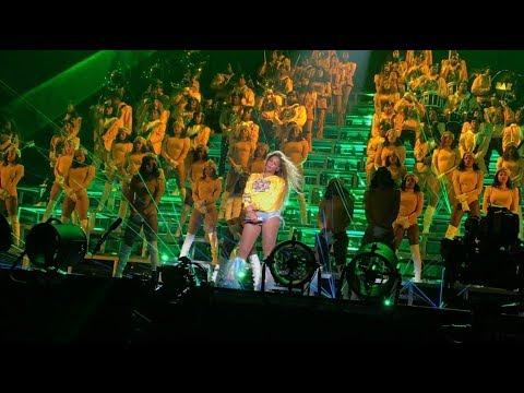 Beyoncé - Drunk In Love / Swag Surfin' / Diva / Everybody Mad Coachella Weekend 1