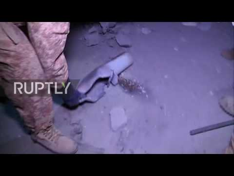 Syria: Russian military inspect suspected chemical weapons ...