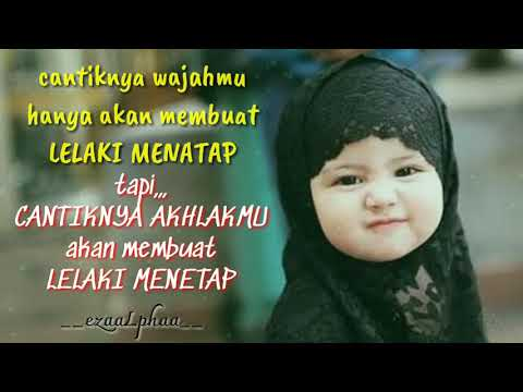 Dear Wanita - Story Wa Muslimah Terbaru