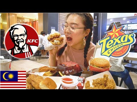 EP4: MALAYSIA'S KFC VS TEXAS CHICKEN