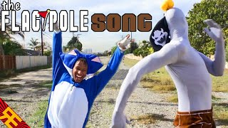 The Flag Pole Song (Mario Musical Parody FEAT. RANDOM ENCOUNTER)