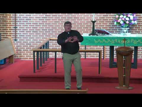 Pisgah Sunday Sermon - 08/15/2021 - The Bread of Life