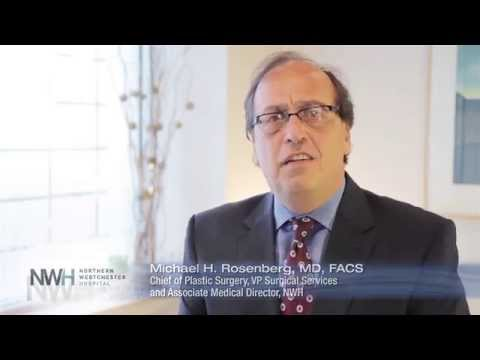 Dr. Michael Rosenberg, Chief of Plastic Surgery, VP Surgical Services, and Assoc Medical Director at NWH, discusses the results of a study conducted at Northern Westchester Hospital on the safety and aesthetic outcomes of this advanced technique in b
