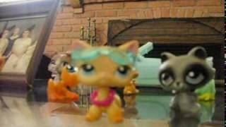 LPS:Cooler than me (music video)