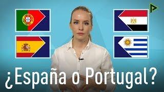 Portugal-España y Egipto-Uruguay: ¿Quién ganará?