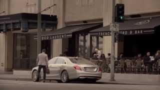 Новый Mercedes-Benz S-class 2013 w222.
