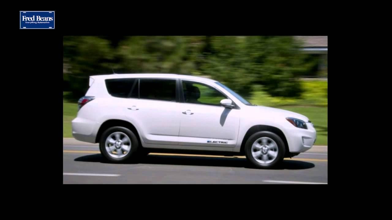 2013 Toyota Rave4 Ev Flemington Nj Youtube