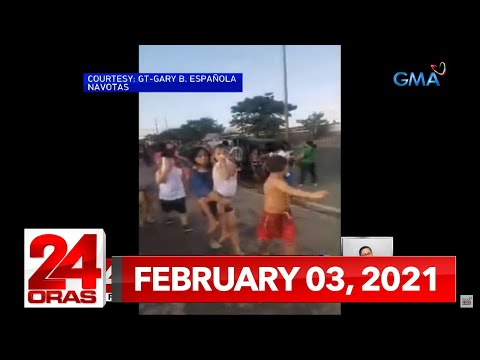 24 Oras Express: February 3, 2021 [HD]
