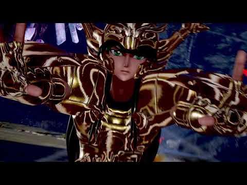 JUMP FORCE - Saint Seiya Character Trailer   X1, PS4, PC