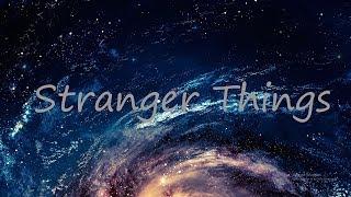 Stranger Things [Alan Walker Remix] [nightcore]