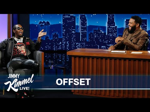 Offset on First Date with Cardi B, Their Extravagant Gifts, Having Another Baby, Migos & The Hype