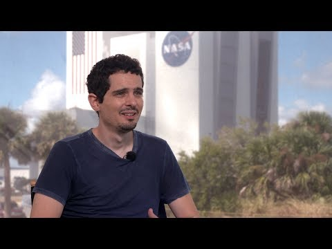 FIRST MAN  with Director Damien Chazelle