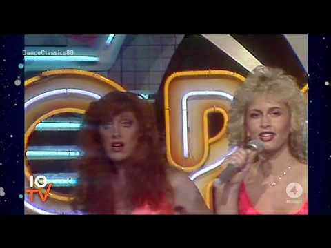 The Flirts - Passion (Popcorn 1983)