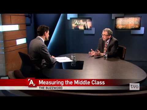 Brian Milner: Measuring the Middle Class