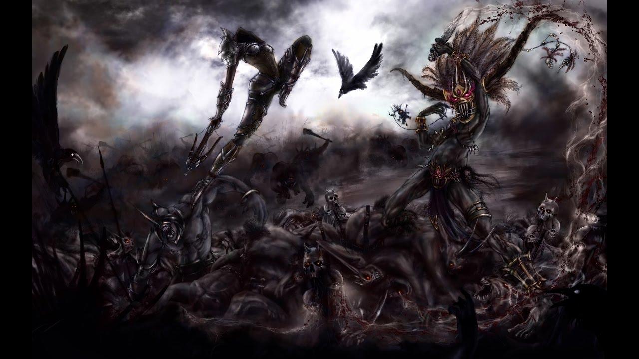 Top 10 Ác Quỷ,Quái Vật Đáng Sợ và Nguy Hiểm Nhất Địa Ngục - Phần 1