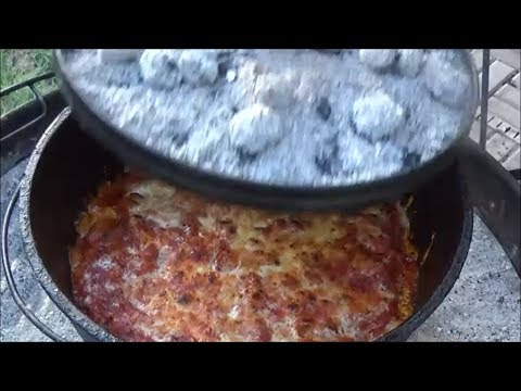 how to cook in a dutch oven youtube