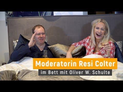 RTL / RTL2 Moderatorin und Dekoexpertin Resi Colter in den Bielefelder Bettgeschichten - Folge 25