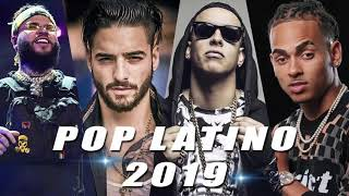 Top Latino Songs 2019 - Spanish Songs 2019 - Latin Music 2019: Pop & Reggaeton Latino Music 2019