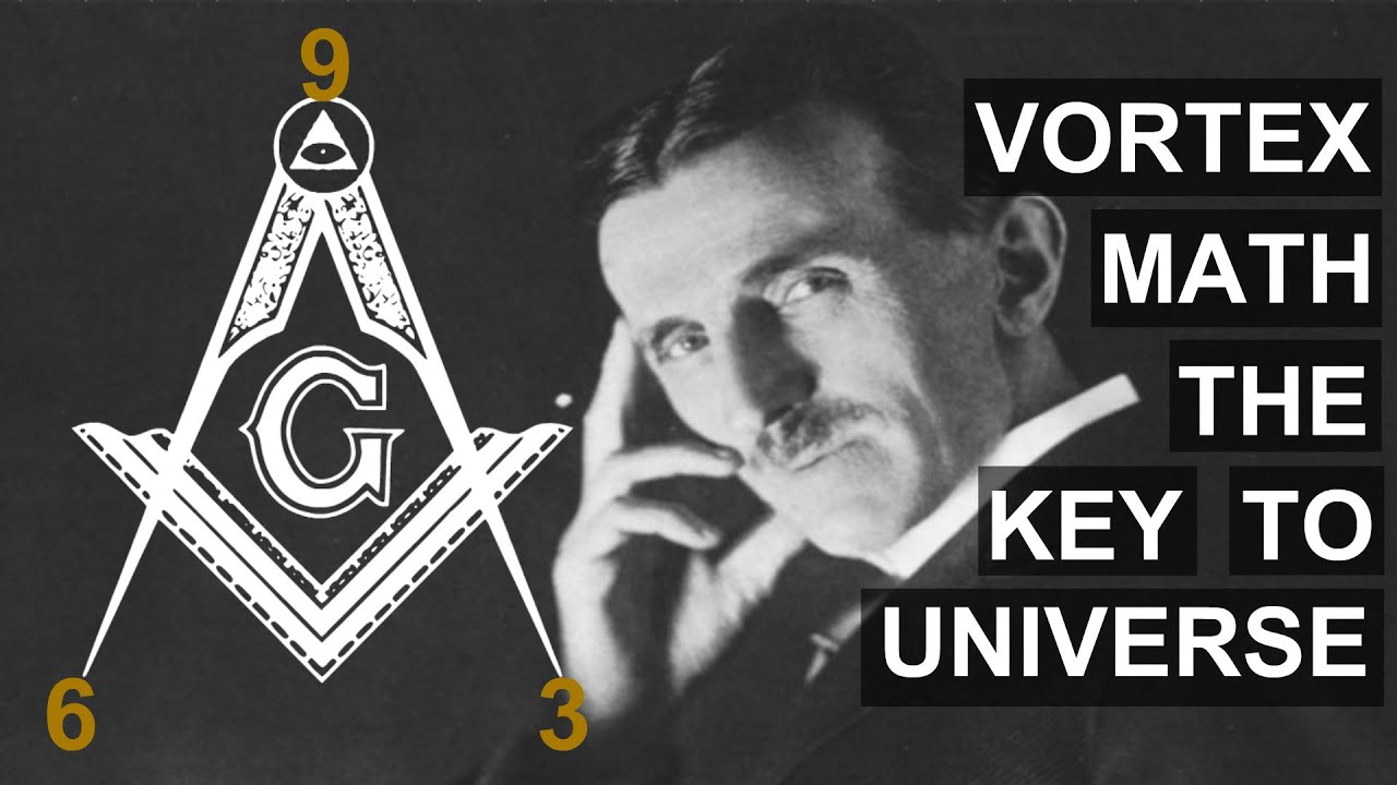 Vortex Math Part 1 and 2 Nikola Tesla 3 6 9 The Key To Universe  [New Audio]