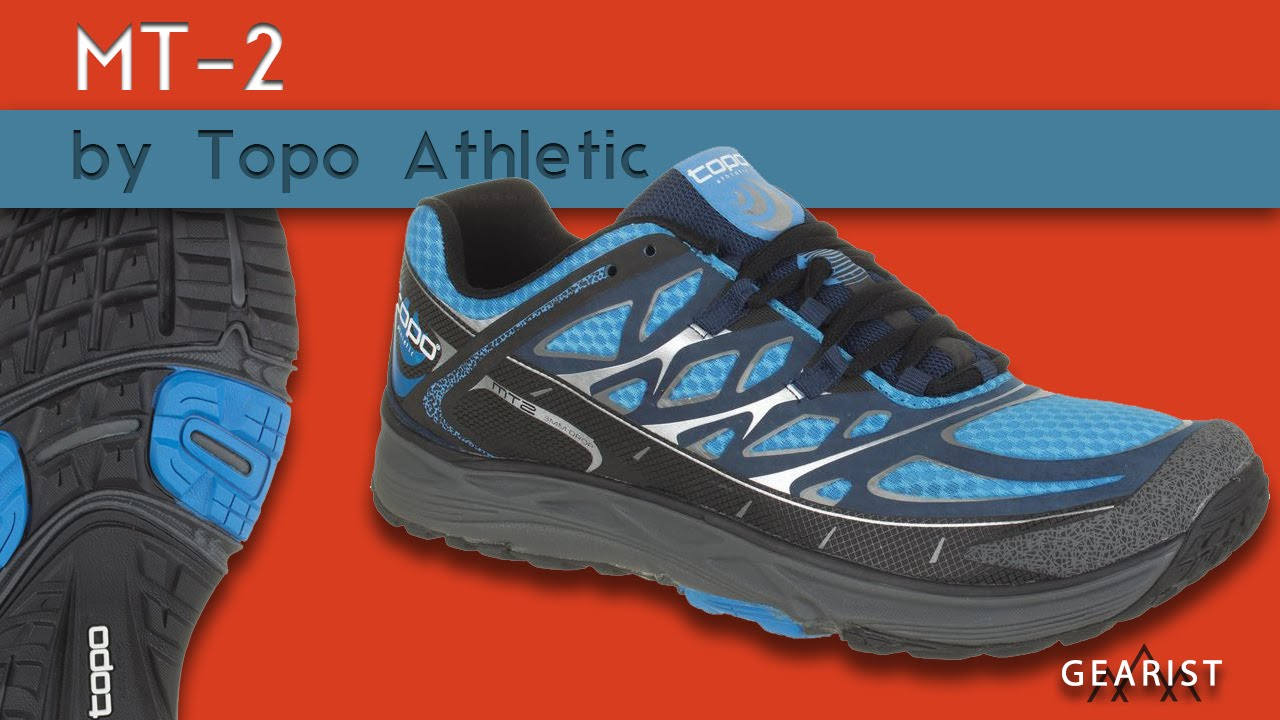 TOPO ATHLETIC MT-2 REVIEW  0bf599332b47