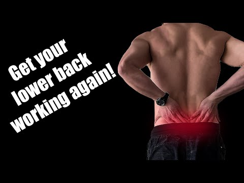 Why Did I Hurt My Lower Back Lifting Weights & How Do I Fix This? (5 Min Routine Included!)