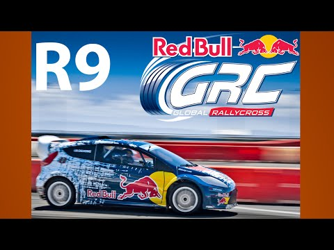 Red Bull Global RallyCross Championship 2015 Round 9 Los Angeles {720p 60fps}