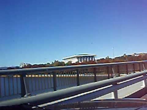 Canberra's bridge