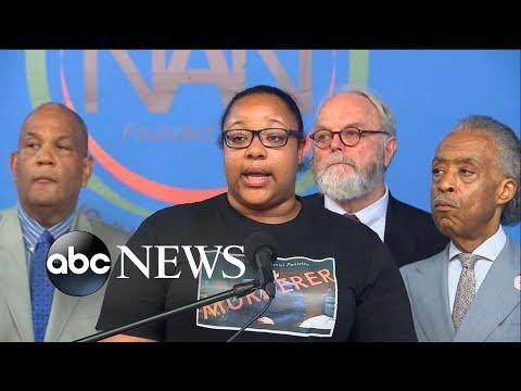Eric Garner's family on firing of NY officer: 'The fight is not over'