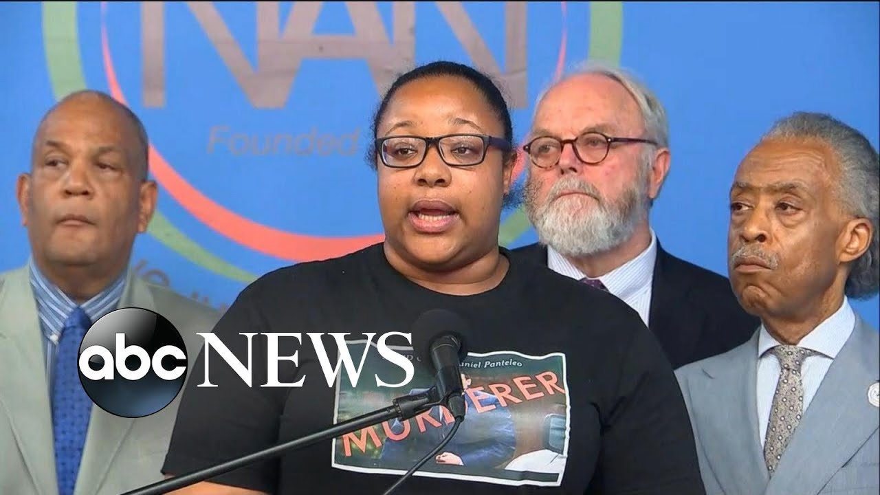 ABC News:Eric Garner's family on firing of NY officer: 'The fight is not over'