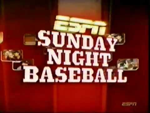 ESPN SUNDAY NIGHT BASEBALL OPEN 2005