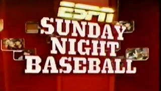 ESPN SUNDAY NIGHT BASEBALL OPEN 2005
