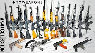 AK-47 Collection Overview:  IntoWeapons 2015