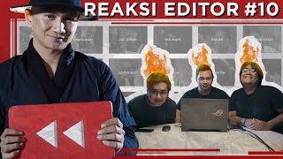 Reaksi Editor Indonesia 10 : YOUTUBE REWIND INDONESIA 2014-2016