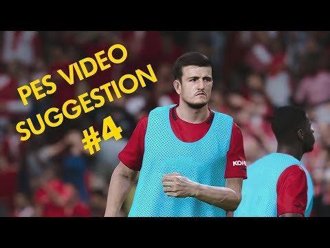 PES Video Suggestion #4 - Pre-Match Warm Up