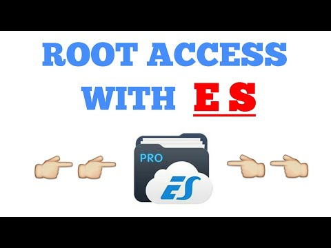 Root Access Without Rooting Using Es File Explorer Pro