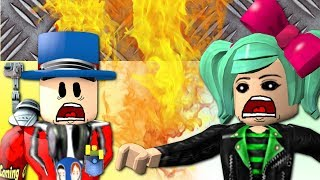 This Game Has a CRUSH on US! Roblox The Crusher