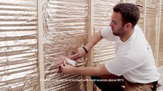 Wall - How to insert pipes and ducting through HYBRIS