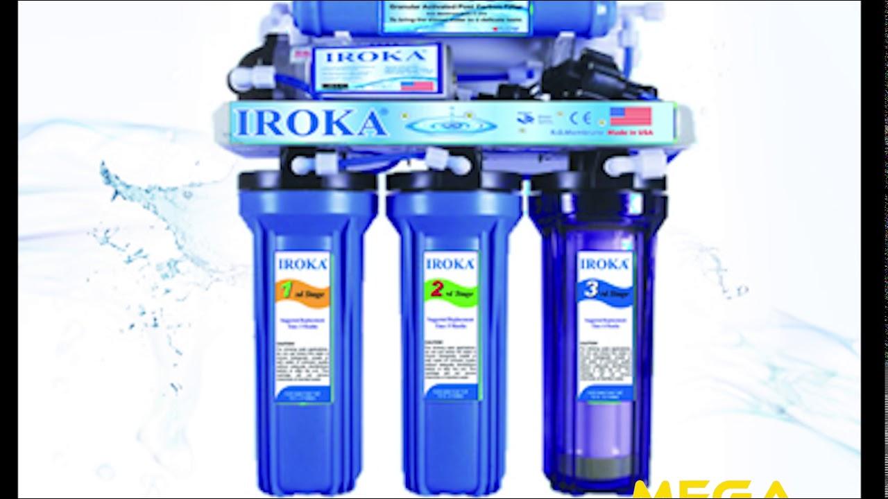 Giới thiệu máy lọc nước IROKA – Thu âm quảng cáo | Mega Marketing