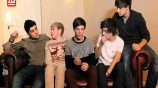 One Direction - Tour Video Diary 2